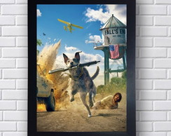 Quadro Decorativo Far Cry