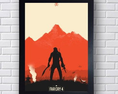 Quadro Decorativo Far Cry 4