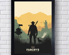 Quadro Decorativo Far Cry 5