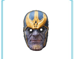 máscara thanos