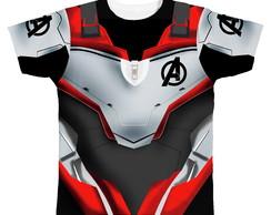 5e647c8988 ... Camiseta Traje Fantasia Herois Vingadores Avengers Ultimato