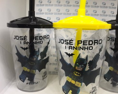 Batman baby/lego - Copo Twister 300 ml