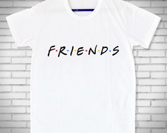 Camisa Camiseta Serie Friends - Bca