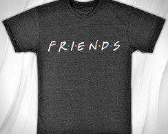 Camisa Camiseta Serie Friends - Gfte