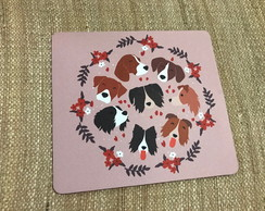 Mouse Pad Love Dogs