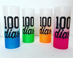 100 long drinks degrade personalizados