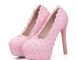 560d6b053 ... Sapato de Noiva personalizado