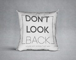 Almofada: Don't look back