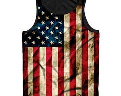 b95c046331 Camiseta Bandeira Estados Unidos no Elo7