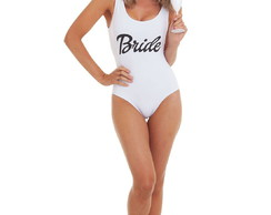 Body Despedida de Solteira Bride Team Bride Pronta Entrega