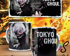 Caneca Anime Tokyo Ghoul