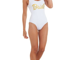 Kit 23 Body Personalizado Bride, Team Bride