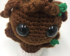 DIY PATTERN - Baby Groot (vol2) - Amigurumi Crochet Pattern ... | 194x244