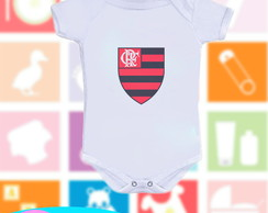 Body infantil Time Flamengo