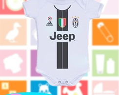 Body infantil Time Juventus Uniforme