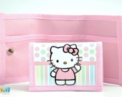 Carteira infantil Hello Kitty