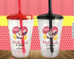 Copo twister Minnie Mouse - 500 ml