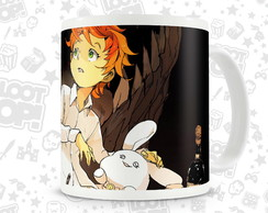 Caneca Anime The Promised Neverland LO002