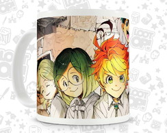 Caneca Anime The Promised Neverland LO003