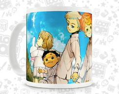Caneca Anime The Promised Neverland LO004
