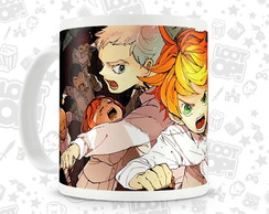 Caneca Anime The Promised Neverland LO005