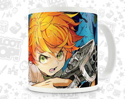 Caneca Anime The Promised Neverland LO007
