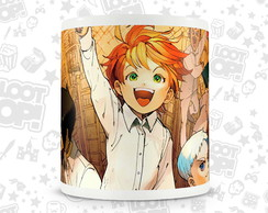 Caneca Anime The Promised Neverland LO008