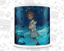 Caneca Anime The Promised Neverland LO009