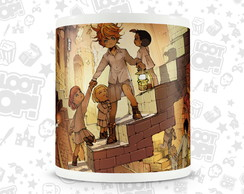 Caneca Anime The Promised Neverland LO013