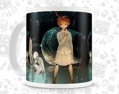 Caneca Anime The Promised Neverland LO014