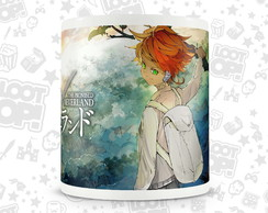 Caneca Anime The Promised Neverland LO015