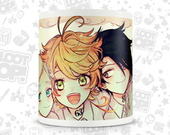 Caneca Anime The Promised Neverland LO017