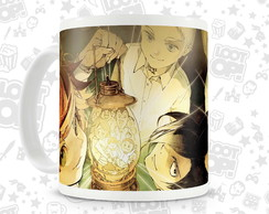 Caneca Anime The Promised Neverland LO020