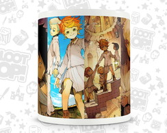 Caneca Anime The Promised Neverland LO021