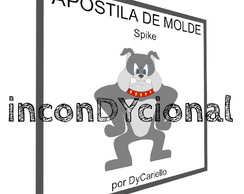 Apostila digital de molde Spike