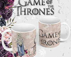 Caneca Game of the thrones