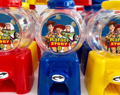 10 Lembrancinha festa Toy Story Candy Machine