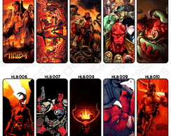 Capa Celular Hellboy Filme HQ Dark Horse Comics Movie 2019
