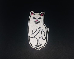 Patch Gato Bordado