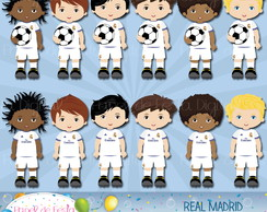Kit Digital Real Madrid I