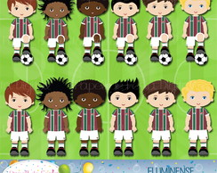 Kit Digital Fluminense I
