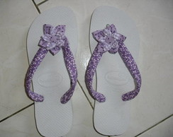 Chinelos Customizado