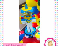 Torre Super Wings
