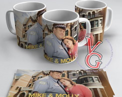 Caneca Mike & Molly