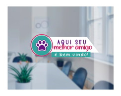 Adesivo Pet Friendly