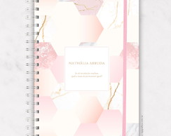 Planner Personalizado 2020 - Hexagons