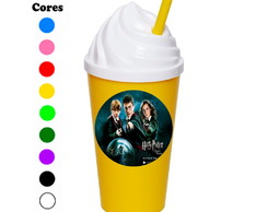 Kit 30 Copos Chantilly 350 ml Harry Potter