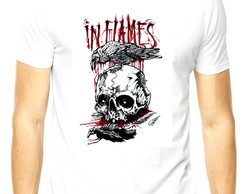 Camiseta In Flames