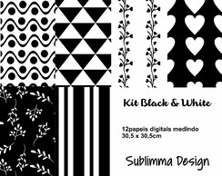 Kit Black & White