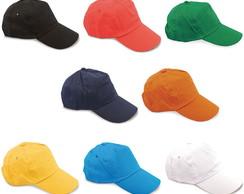 3e6e662b03 ... Atacado Kit 10 Boné Tipo Dad Hat 100% Algodão Aba Curva